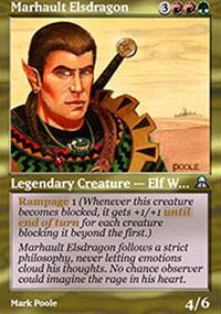 Marhault Elsdragon - Masters Edition III