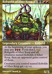 Rohgahh of Kher Keep - Masters Edition III