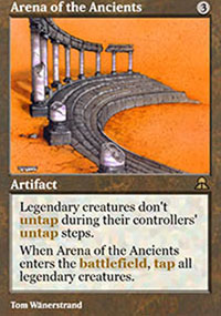 Arena of the Ancients - Masters Edition III