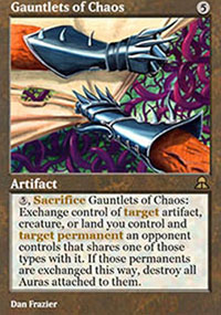 Gauntlets of Chaos - Masters Edition III