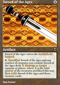 Sword of the Ages - Masters Edition III