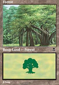 Forest 1 - Masters Edition III