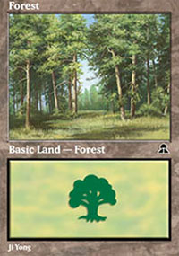 Forest 3 - Masters Edition III