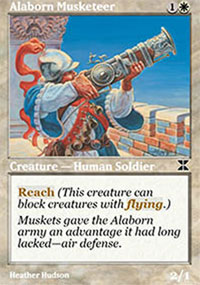Alaborn Musketeer - Masters Edition IV
