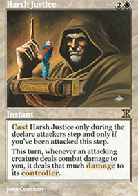 Harsh Justice - Masters Edition IV