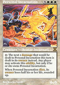 Personal Incarnation - Masters Edition IV