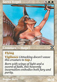 Serra Angel - Masters Edition IV