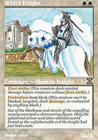White Knight - Masters Edition IV