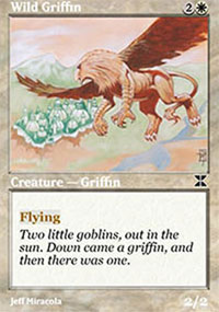 Wild Griffin - Masters Edition IV