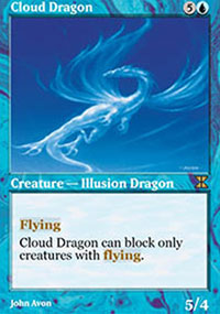 Cloud Dragon - Masters Edition IV