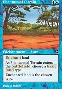 Phantasmal Terrain - Masters Edition IV