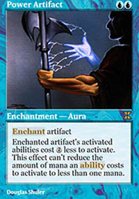 Power Artifact - Masters Edition IV