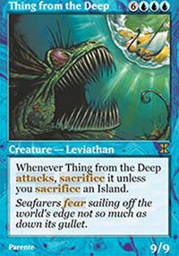 Thing from the Deep - Masters Edition IV