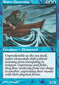 Water Elemental - Masters Edition IV