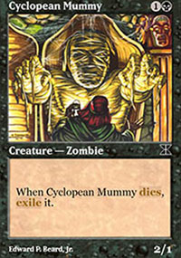 Cyclopean Mummy - Masters Edition IV