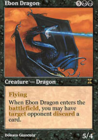 Ebon Dragon - Masters Edition IV