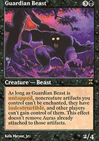 Guardian Beast - Masters Edition IV