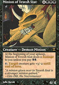 Minion of Tevesh Szat - Masters Edition IV