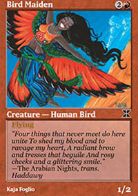 Bird Maiden - Masters Edition IV