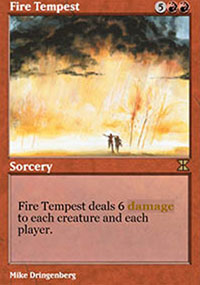 Fire Tempest - Masters Edition IV