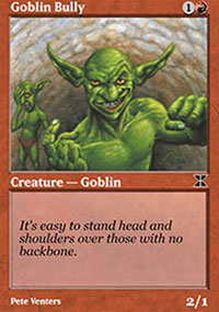 Goblin Bully - Masters Edition IV