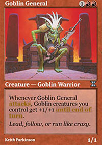 Goblin General - Masters Edition IV