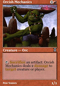 Orcish Mechanics - Masters Edition IV