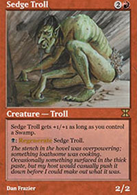 Sedge Troll - Masters Edition IV