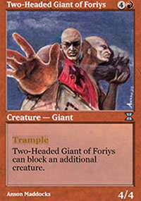 Two-Headed Giant of Foriys - Masters Edition IV