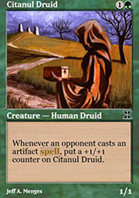 Citanul Druid - Masters Edition IV