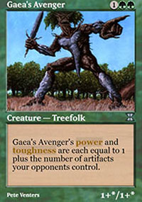 Gaea's Avenger - Masters Edition IV