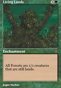 Living Lands - Masters Edition IV