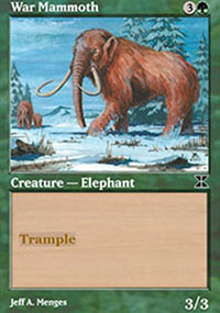 War Mammoth - Masters Edition IV