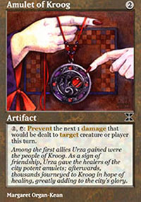 Amulet of Kroog - Masters Edition IV