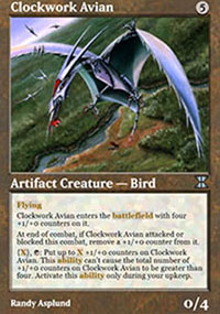 Clockwork Avian - Masters Edition IV