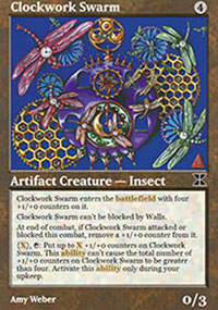 Clockwork Swarm - Masters Edition IV