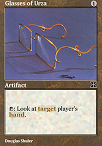 Glasses of Urza - Masters Edition IV