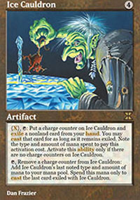 Ice Cauldron - Masters Edition IV