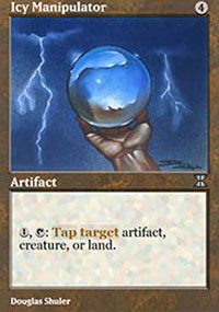 Icy Manipulator - Masters Edition IV