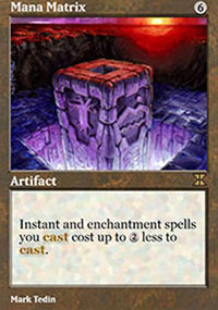 Mana Matrix - Masters Edition IV