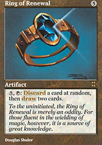 Ring of Renewal - Masters Edition IV