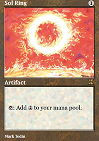 Sol Ring - Masters Edition IV