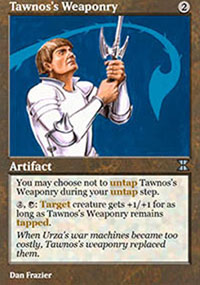 Tawnos's Weaponry - Masters Edition IV