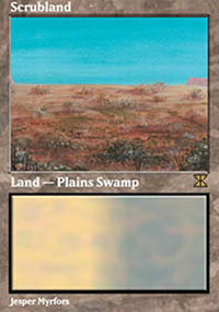 Scrubland - Masters Edition IV