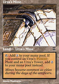 Urza's Mine 1 - Masters Edition IV
