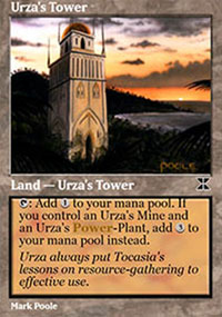 Urza's Tower 1 - Masters Edition IV