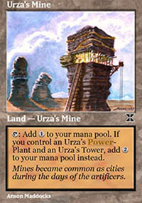 Urza's Mine 3 - Masters Edition IV
