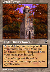 Urza's Tower 3 - Masters Edition IV