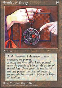 Amulet of Kroog - 4th Edition