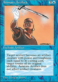 Animate Artifact - 4th Edition